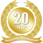 Celebrating 20 Years Of Serving Clients